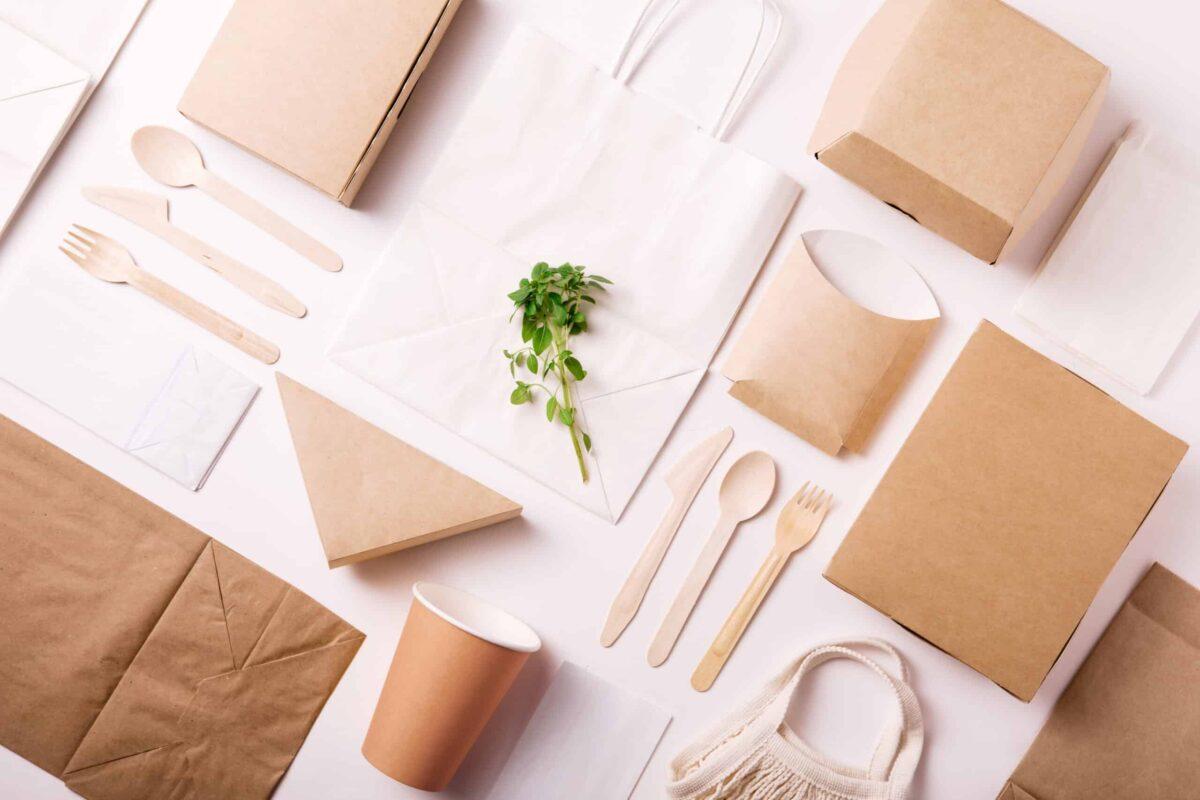 Opakowania ekologiczne dodają uroku i świadczą o proekologicznym podejściu firmy